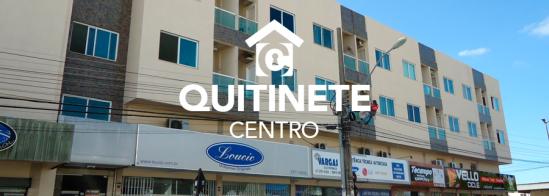 Quitinete – Centro