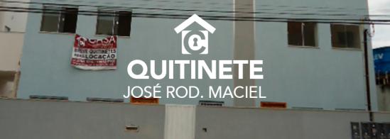 Quitinete – José Rod. Maciel