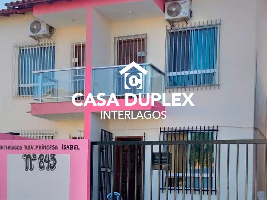 Casa Duplex – Interlagos