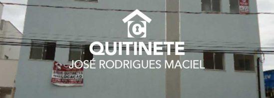 Quitinete – José Rodrigues Maciel