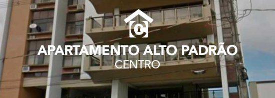 Apartamento alto padrão – Centro