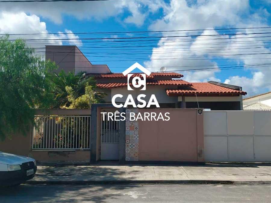 Casa – Três Barras