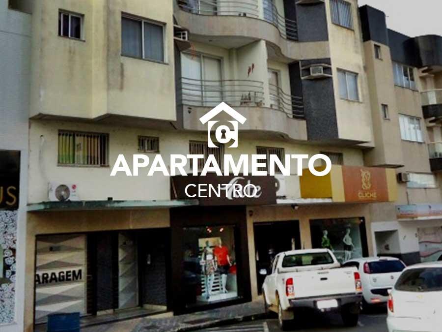 Apartamento 01 quarto – Centro