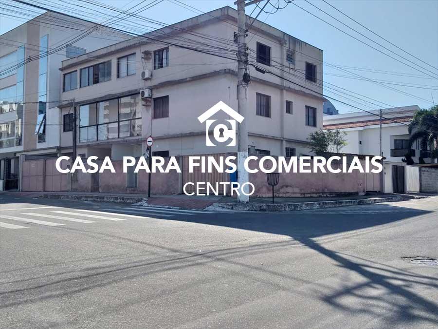 Casa para fins comerciais – Centro
