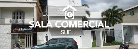 Sala comercial – Shell