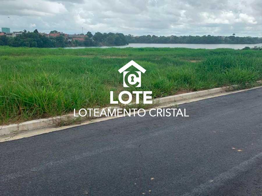 Loteamento Cristal – Lote