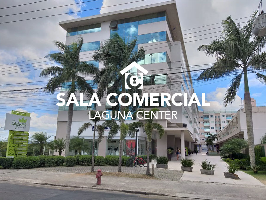 Sala comercial – Laguna Center