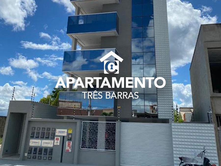 Apartamento- Três Barras
