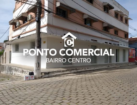 Ponto comercial – Centro